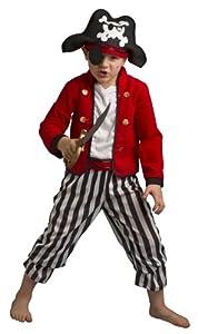 CARITAN 59734 - Disfraz de pirata para niño (3 años)