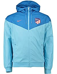Nike 2018-2019 Atletico Madrid Authentic Windrunner Jacket (Blue) 5b7d717f88525