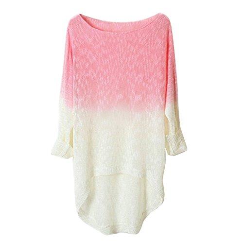 Partiss - Sweat-shirt - Femme Rose