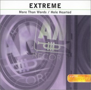 Hearted-cd Extreme-hole (More Than Words / Hole Hearted by Extreme)