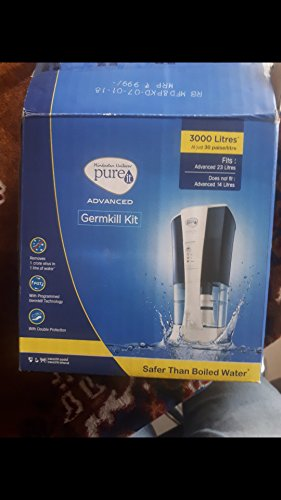 Pureit Advance Germ kill Kit, 3000 L