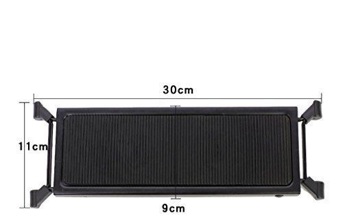 Imagen de reposapiés para  pedal de  clásica ajustable 5 pedal de  de altura pedal de  negro alternativa
