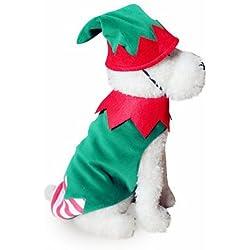 Perro Disfraces Ropa para Perro Cosplay Halloween Sólido Color Aleatorio , zufällige farben