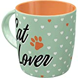 Nostalgic-Art 43029 Animal Club - Cat Lover, Tasse