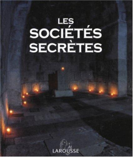 Les Sociétés secrètes