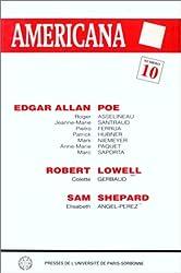 Poe, Lowell, Shepard