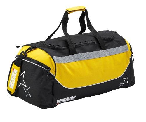 Derbystar Sporttasche Club, 68 x 31 x 31 cm, schwarz gelb, 4551000250 schwarz/gelb