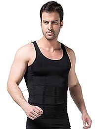 YouLookHot Body Shaper for Men Slimming Shirt Vest Weight Loss Fat Blocker Burner not Pills