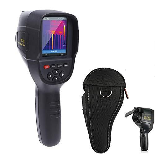 HL Thermal Imaging Kamera Industrielles Thermometer Handheld 35200 Pixel, 220 x 160 IR Auflösung Infrarot-Wärmebildgerät, mit weicher Tasche Thermal-ir-kamera