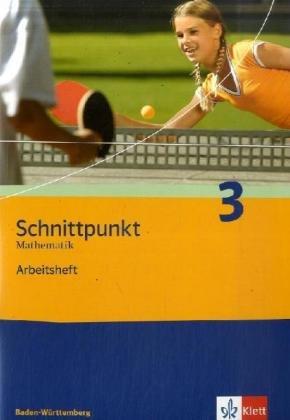 Preisvergleich Produktbild Schnittpunkt Mathematik - Ausgabe für Baden-Württemberg / Arbeitsheft 7. Schuljahr