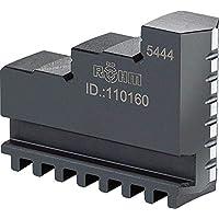 RÖHM 110063 Torna aynası 4'lü ayak seti DIN 6350 BB 80mm