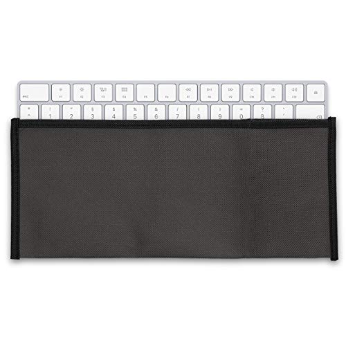 kwmobile Apple Magic Keyboard Hülle - PC Tastatur Schutzhülle für Apple Magic Keyboard - Keyboard Staub Cover Case