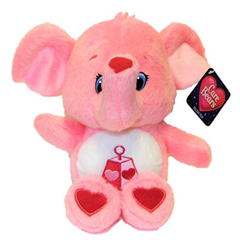 (Care Bears Glücksbärchis Kuscheltiere für Kinder 22 cm (Dumbo Großherz))