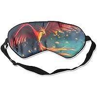 Comfortable Sleep Eyes Masks Phoenix Printed Sleeping Mask For Travelling, Night Noon Nap, Mediation Or Yoga preisvergleich bei billige-tabletten.eu
