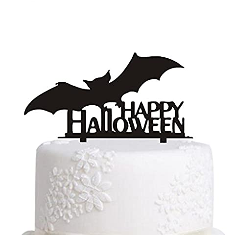 Y & B Batman inspiré pour gâteaux d'anniversaire Halloween Party Supplies