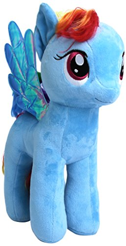 My little Pony Ty 90211 Rainbow Dash - 42 cm Großes Stofftier [UK Import] Serie Dash