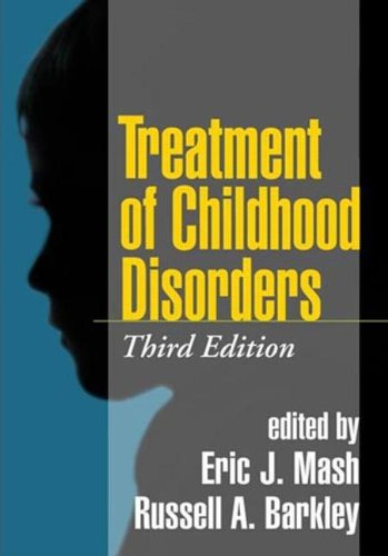 Treatment Of Childhood Disorders Third Edition