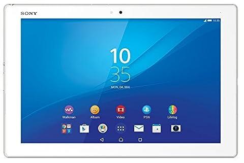 Sony Xperia Z4 Tablet-PC LTE 4G (25,6 cm (10,1 Zoll)