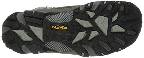 Keen chaussures wilma lace bottes femme loisirs d'extérieur gris Gris - Magnet / Neutral Gray