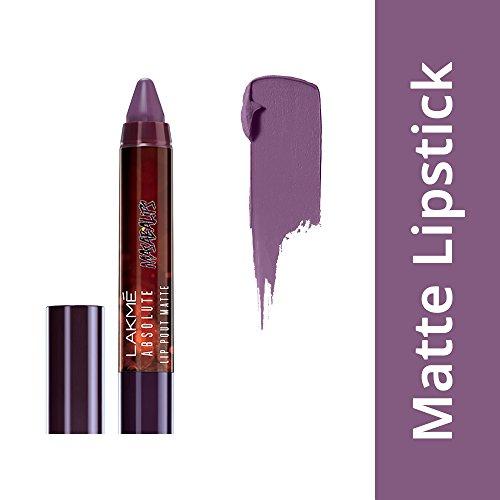 Lakme Absolute Lip Pouts Matte Masaba Lip Color, Role a...
