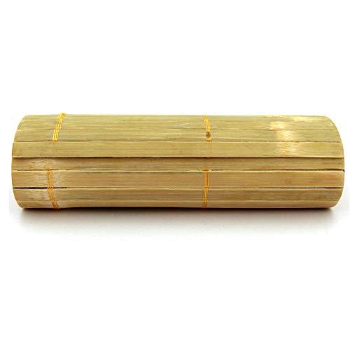 Zhangcaiyun Brille Organizer Vitrine Sonnenbrillen Box Umweltschutz handgefertigte Bambus Sonnenbrillen Box Gläser Aufbewahrungsbox Brillenetui