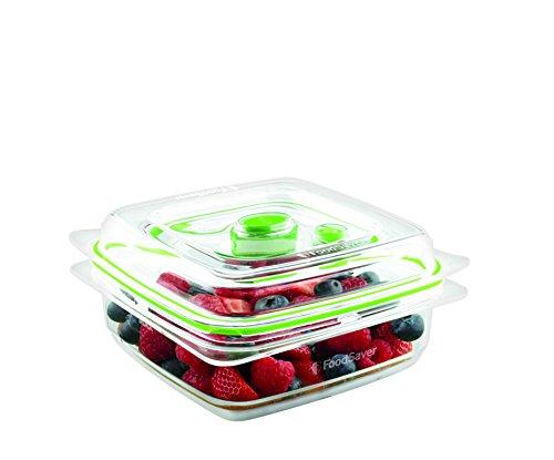 Foodsaver FFC003X - Recipiente para envasar al vacío, 700 ml
