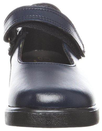 Toughees Shoes Vivianne, Chaussures Fille Bleu (Bleu Marine)