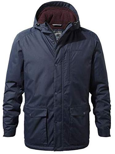 Craghoppers Herren Kiwi Classic Thermic Jacke, Blue Navy, XL (Navy Blue Jacke)