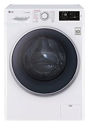 LG Electronics F 14U2 TDH1NH Waschtrockner 1088 kWh / 8
