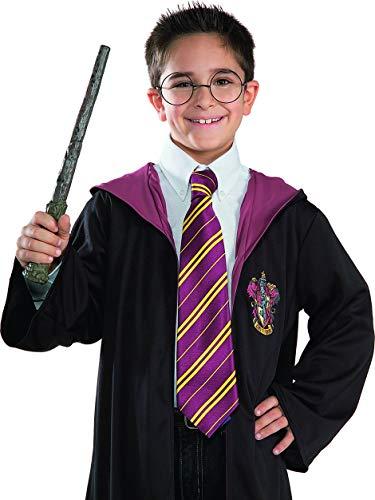 Rubies-Zubehör für Kostüm Harry Potter: Zauberstab und Brille