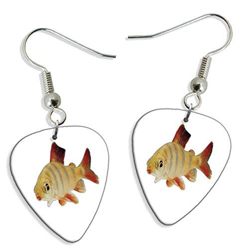 goldfish-fish-2-x-guitare-mediator-pick-boucles-doreilles-earrings-gd