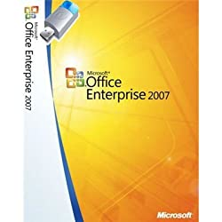 Microsoft Office 2007 Enterprise Edition (Pc)(english)
