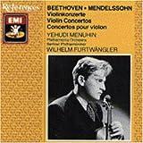 Beethoven/Mendelssohn:Violinkonzerte