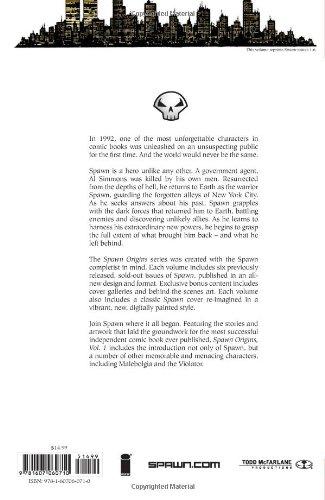 Spawn: Origins Volume 1 (Spawn Origins Collection)