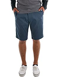 Irie Daily Men Bar Flex Chino Short Non Denim Shorts steelblue 7753100