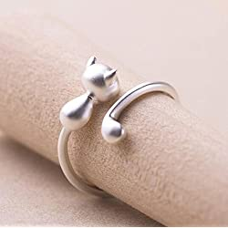 MTSZZF Anillo Animal Lindo...
