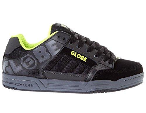 Globe - Tilt, Sneakers, unisex Charcoal/Black/Lime