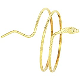 Smiffy's Women's Egyptian Bracelet Snake Design