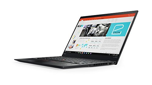 "Lenovo 20HR0021 X1 Carbon Chromebook, 14"", Intel Core i7, 256 GB SSD, 8 GB RAM, Windows 10, Nero"