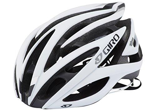 Giro Atmos II Helmet Matte White/Black Kopfumfang 55-59 cm 2016 Fahrradhelm