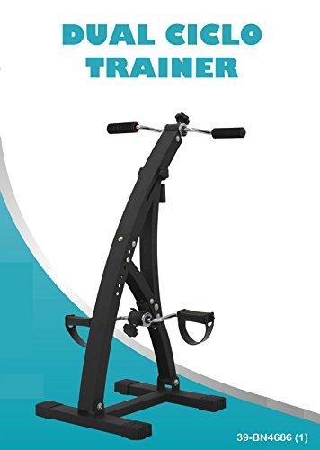 Bicicleta estática Dual 'Bike Gymstep'