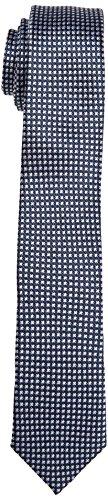 ESPRIT Collection Herren Krawatte 047eo2q, Blau (Navy 400), One size (Herstellergröße: 1SIZE)