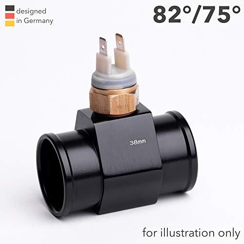 M14, 26 mm - 40 mm, interruptor de radiador eléctrico, interruptor de...
