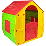 Starplast 10-561 - Spielhaus Magical House, Outdoor und Sport, 102 x 90 x 109 cm