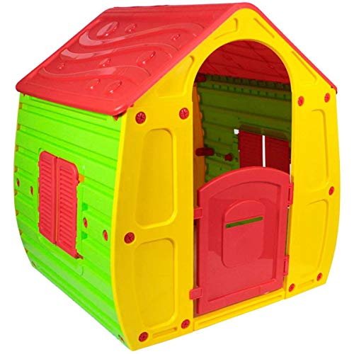 Starplast 10 - 561 - Gioco Casa Magical House, Outdoor e Sport, 102 x 90 x 109 cm