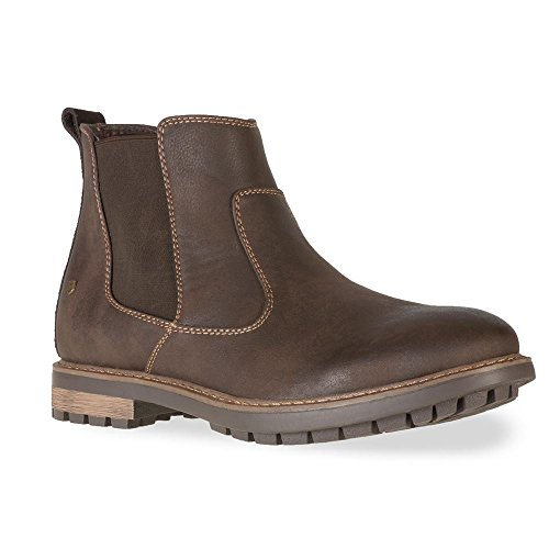 SFO  Denver,  Herren Chelsea Boots , braun - braun - Größe: 40