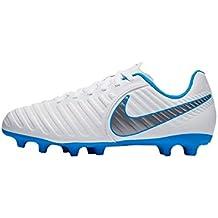 big sale 93604 51ced Nike Tiempo Legend 7 Club Fg Jr Ah7255 107, Scarpe da Calcio Unisex –  Bambini
