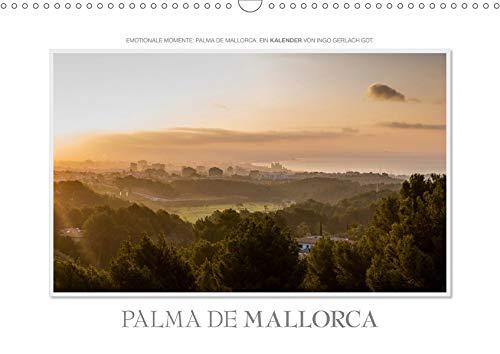 Emotionale Momente: Palma de Mallorca (Wandkalender 2020 DIN A3 quer): Mallorca neu fotografiert und neu gesehen. (Monatskalender, 14 Seiten ) (CALVENDO Orte)