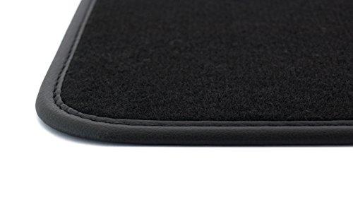 Just Carpets Passgenaue Fußmatten für Ihren Civic | Ausführung: Coupé | Baujahr: 2001-2005 | 3-teilig | Material: Velours |Top Qualitat - 2005 Fußmatten Honda Civic