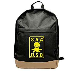 ABYstyle Assassination Classroom Rucksack S.A.U.S.O. Adulti-Logo, ABYBAG184